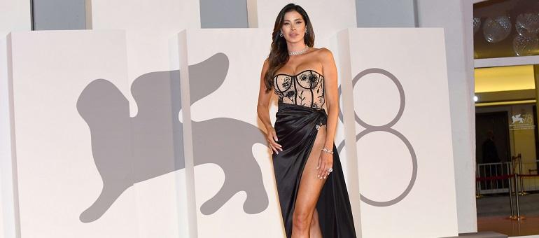 Aida Yespica Venice Film Festival Sep 3 2021