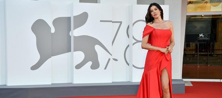 Aida Yespica Venice Film Festival Sep 6 2021