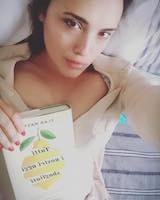 Micol Ronchi books and boobs