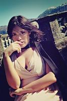Micol Ronchi modelling shot